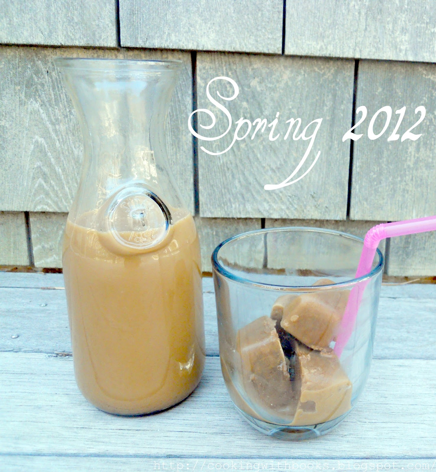 Thai Iced Coffee - Cooking with Books
